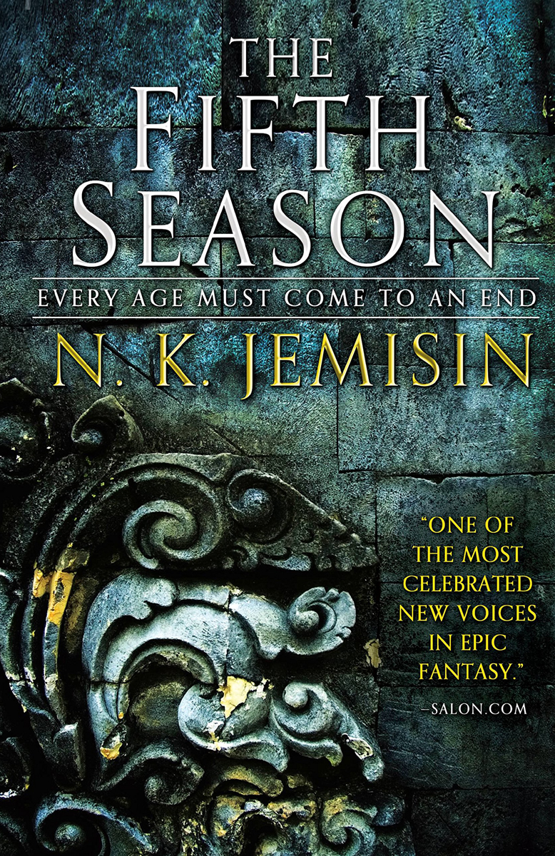 The Fifth Season, by NK Jemsin