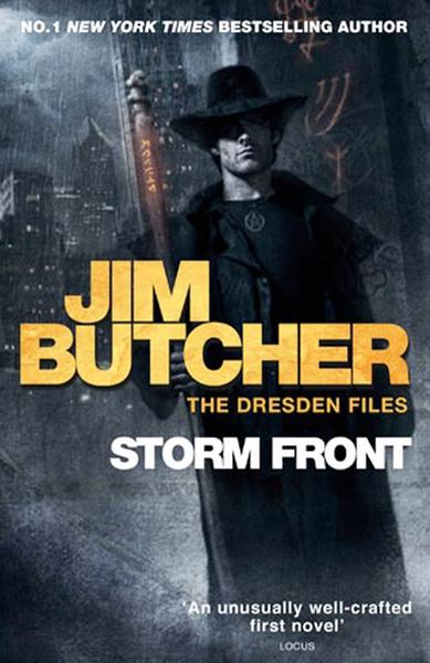Storm Front: Bk. 1 - Dresden Files Bk. 1