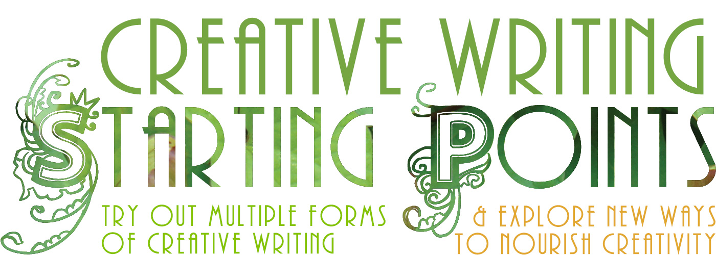 Starting Points: an introduction to multiple forms of creative writing