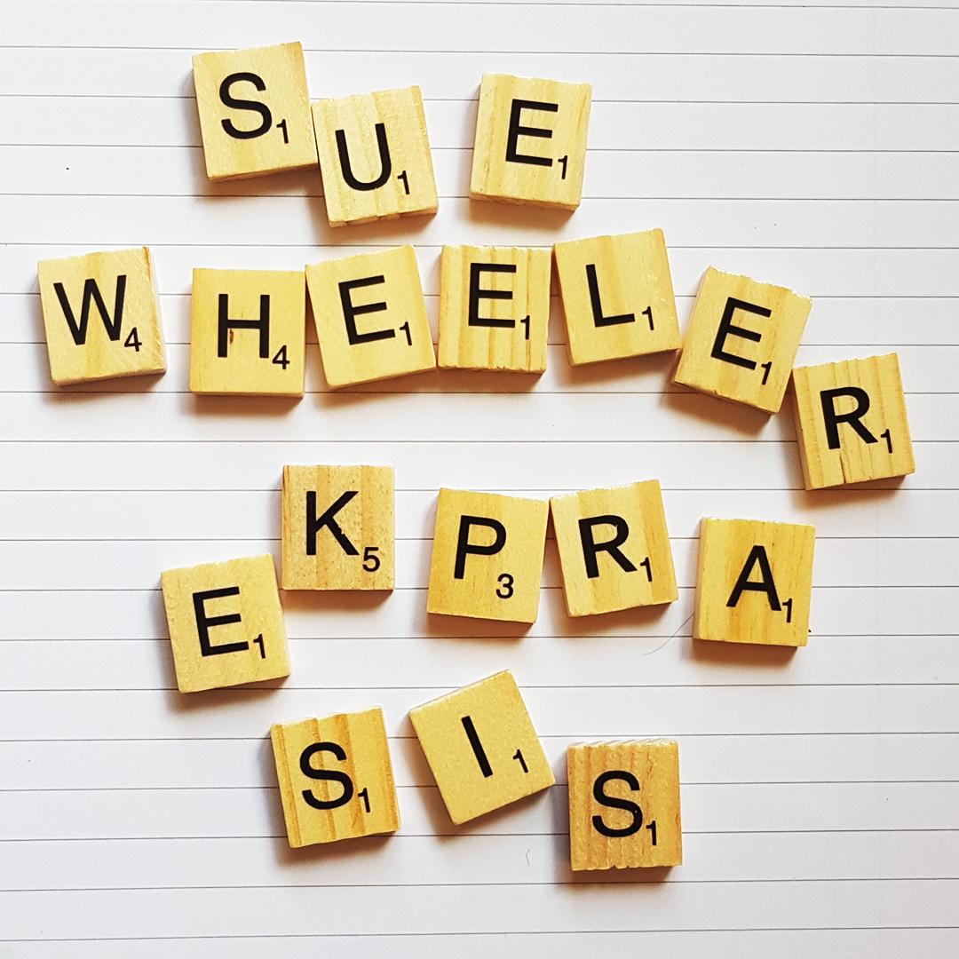 Ekphrasis: Wheeler
